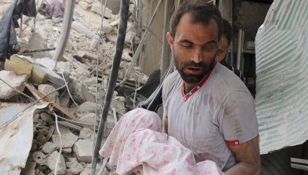 Horror en Alepo: al menos 80 civiles fueron fusilados