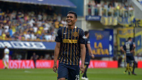 """Teo Gutiérrez: """"Si le hago un gol a River, no lo voy a gritar"""""""