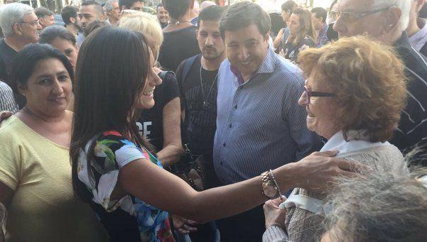 Malena Galmarini: La gente está preocupada y triste