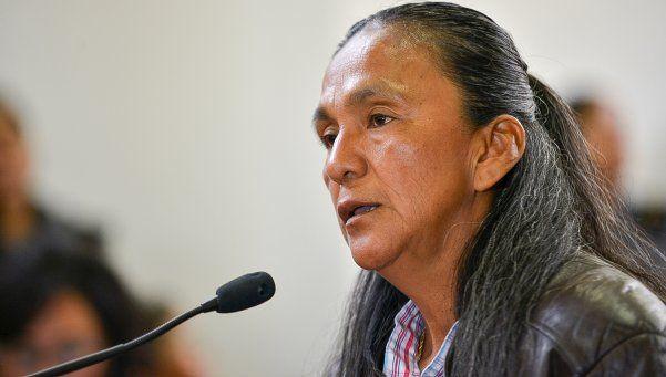 """Milagro Sala, el juicio: """"Morales está indignado porque soy peronista"""""""