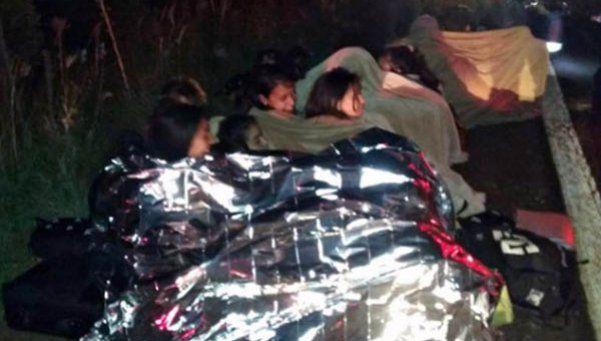 Tragedia en Brasil: Había 5 chicos que no tenían asientos y viajaban parados