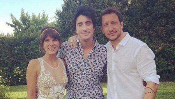Murió Santiago, el hermano menor de Nico Vázquez