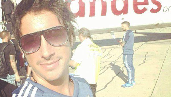 Quién era Santiago Vázquez, el hermano de Nico y amigo de Messi