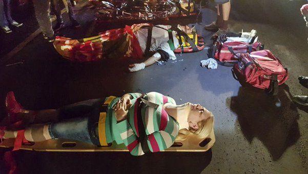 Los cuerpos de las fallecidas en la tragedia de Brasil volvieron a Oberá
