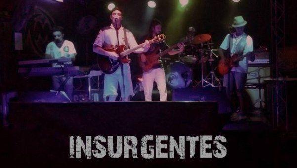 El rock y reggae de Los Insurgentes