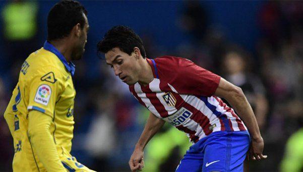 El Atlético del Cholo sufrió para vencer a Las Palmas