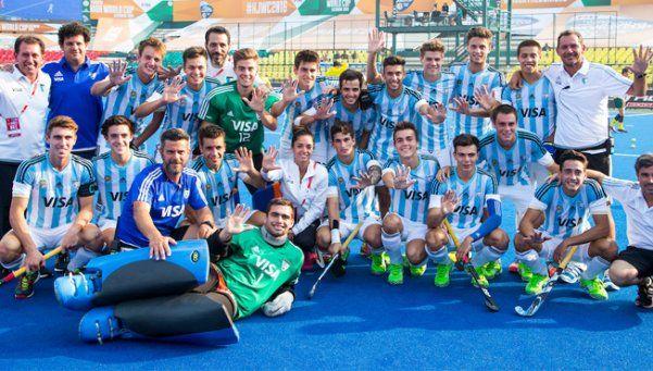 Los Leoncitos de Ronconi, quintos en el Mundial