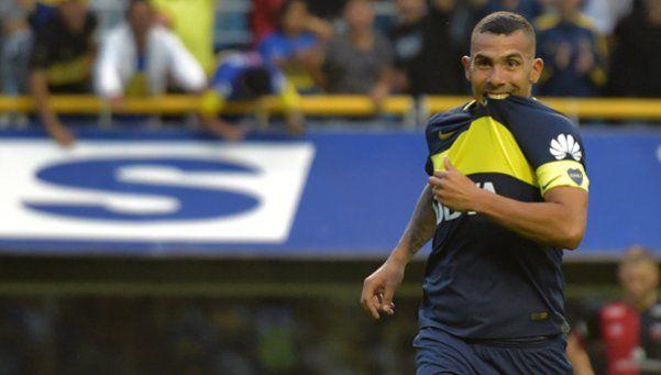 Menos estresado, Tevez gana más que Messi y Cristiano