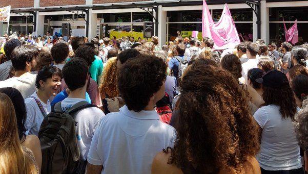 Científicos del CONICET marcharon contra los despidos