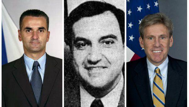 Doce ataques mortales contra embajadores que conmovieron al mundo