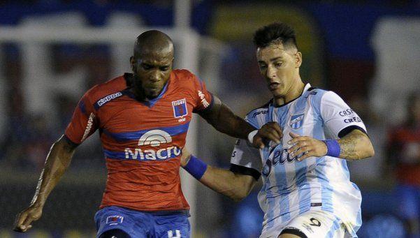 Tigre y Atlético Tucumán igualaron en el cierre de la fecha