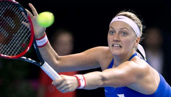 Atacaron e hirieron a la tenista checa Petra Kvitova
