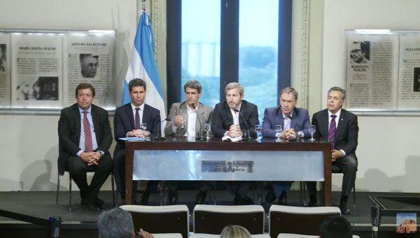 Ganancias: el Gobierno se haría cargo del déficit fiscal de las provincias