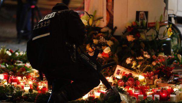 Atentado en Alemania: el autor del ataque sigue prófugo