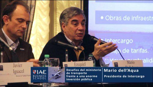 Quién es Mario DellAqua, reemplazante de Costantini en Aerolíneas