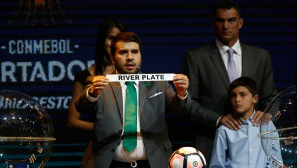 Buen sorteo para River y Lanús: así se jugará la Copa Libertadores 2017