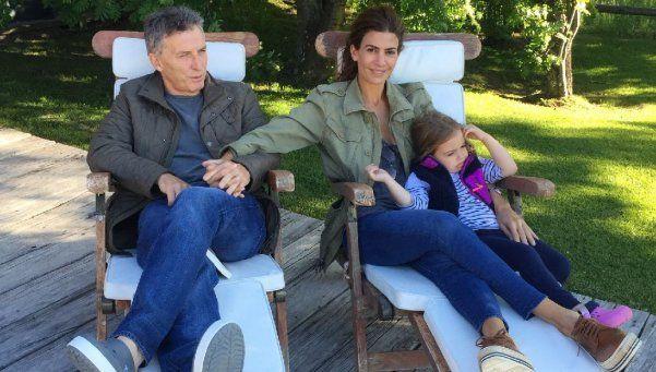 Macri viajó a Villa La Angostura para tomarse 15 días de vacaciones