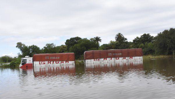 Inundaciones | Un muerto y 400 evacuados en el norte bonaerense