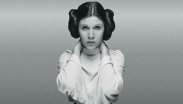 Cinco momentos clave de Carrie Fisher como Leia