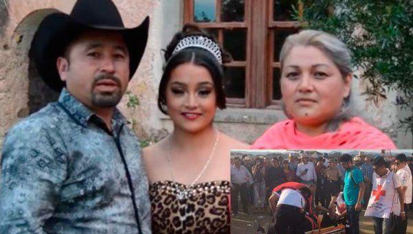 México: el cumpleaños de 15 más mediático terminó con un muerto