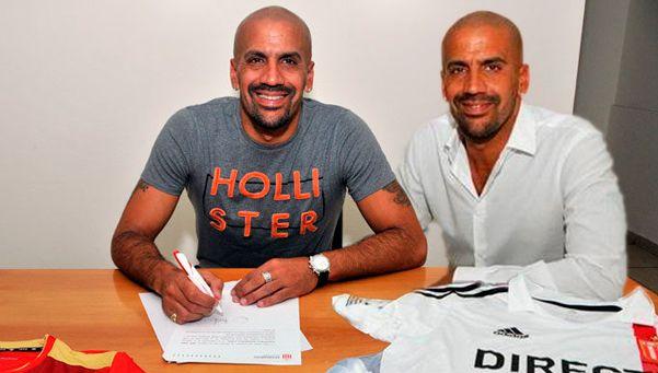 Verón firmó contrato con Estudiantes y es el segundo refuerzo