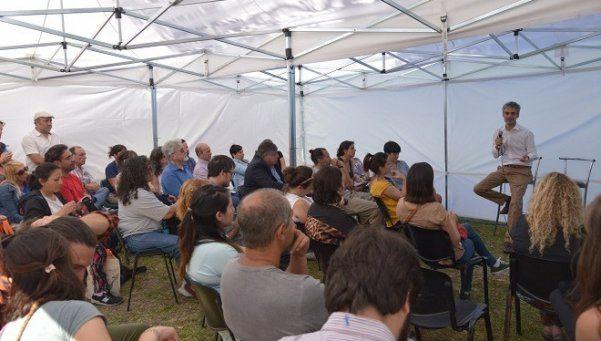 Seminario de educación ambiental por el Riachuelo