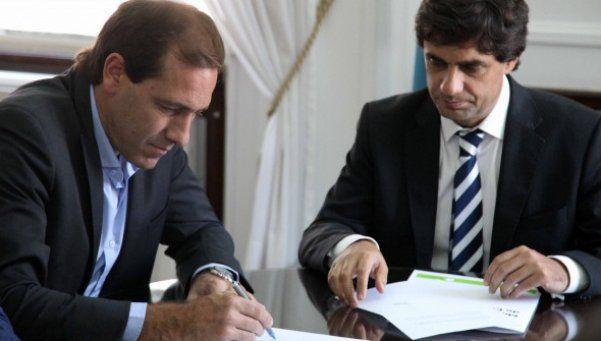 Vidal hace punta en la negociación salarial con los sindicatos