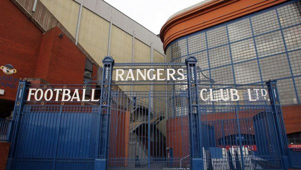 """""""El hundimiento del Rangers"""": nunca caminarás solo en Ibrox"""
