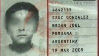 Detuvieron en Chile al presunto asesino de Brian: tiene 16 años
