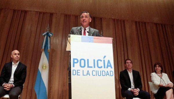 Perfil   Quién es José Pedro Potocar, el jefe de la nueva Policía de la Ciudad
