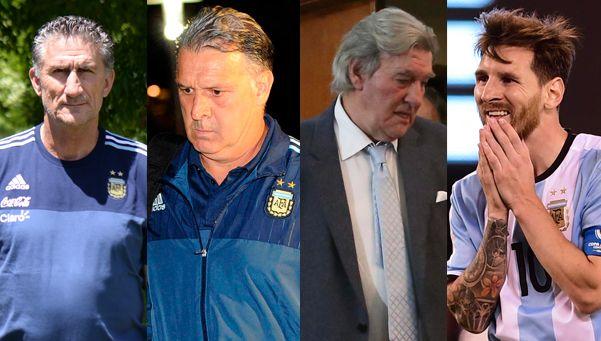 Las turbulencias de la Selección en 2016, un año intranquilo