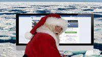 Santa Claus volvió a Facebook tras demostrar su identidad