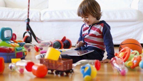 Regalar juguetes: divertirse y aprender al mismo tiempo