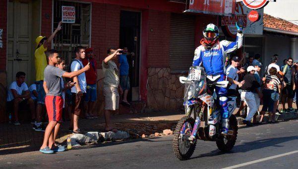 Con destino Chaco, ya comenzó oficialmente el Dakar 2017