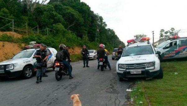 Motín sangriento en Brasil dejó 56 muertos