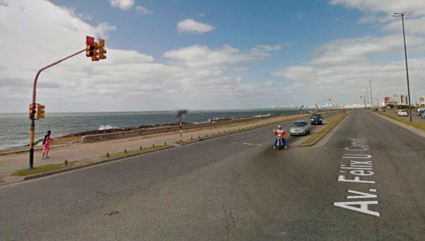 Mar del Plata: balean desde un auto a mujer y a su hija de 9 años