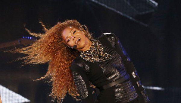 Janet Jackson, madre primeriza a los 50 años