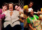 El Camarín del teatro: Como si Pasara el Tren