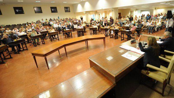 Polémica por las tasas y el presupuesto en Tigre