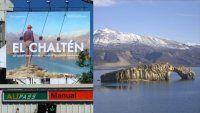 El Ministerio de Turismo promocionó El Chaltén con la foto de Lago Posadas