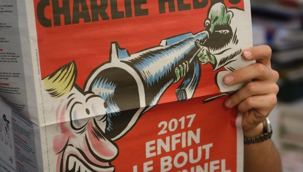 La polémica tapa de Charlie Hebdo a dos años del atentado
