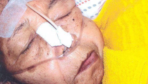 Denuncia de mala praxis en el hospital Meléndez