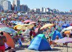 Unos 620 mil turistas visitaron La Feliz en la primera quincena