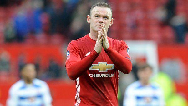 Rooney se hizo leyenda en la goleada del United por la FA Cup