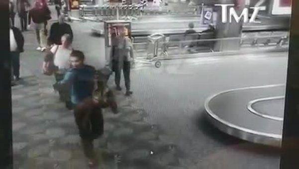 Video   Así empezó el tiroteo en el aeropuerto de Florida