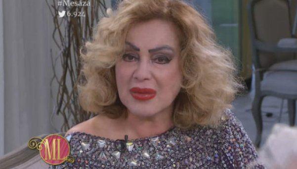 Beatriz Salomón le agradeció a Mirtha y disparó contra periodistas