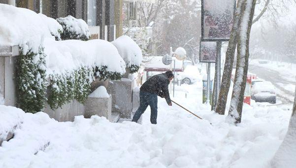 Una ola de frío sacudió a Europa: 33 muertos durante el fin de semana
