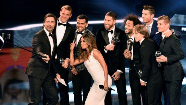 El 11 ideal, el mejor gol y todos los premios de la gala The Best de FIFA 2016
