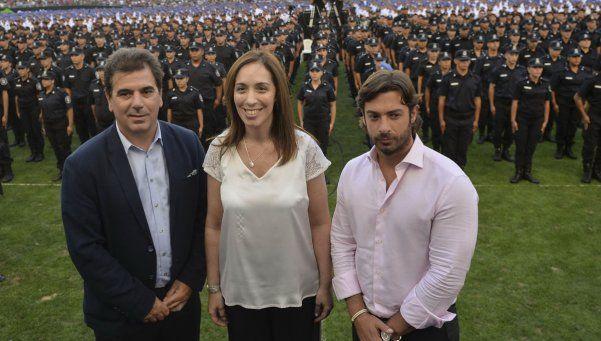 Vidal extendió por un año la emergencia en seguridad