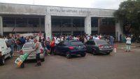Avión santiario trasladó a médica de Bahía Blanca para mantener servicio en el Oñativia